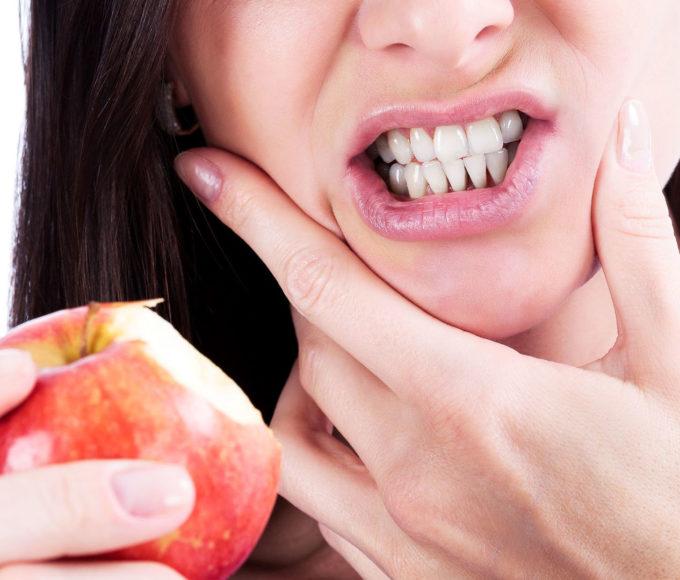 Снижение чувствительности зубов